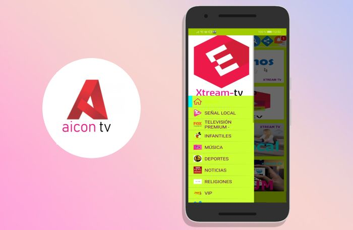 descargar Aicon TV apk