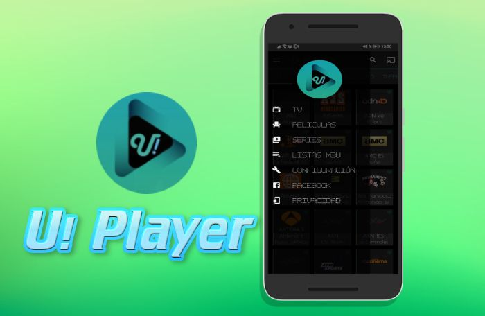 U Player APk descargar