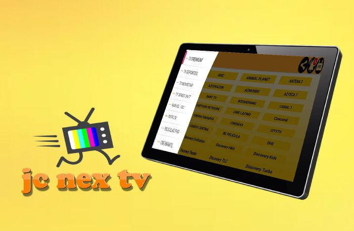descargar JC Nex TV apk
